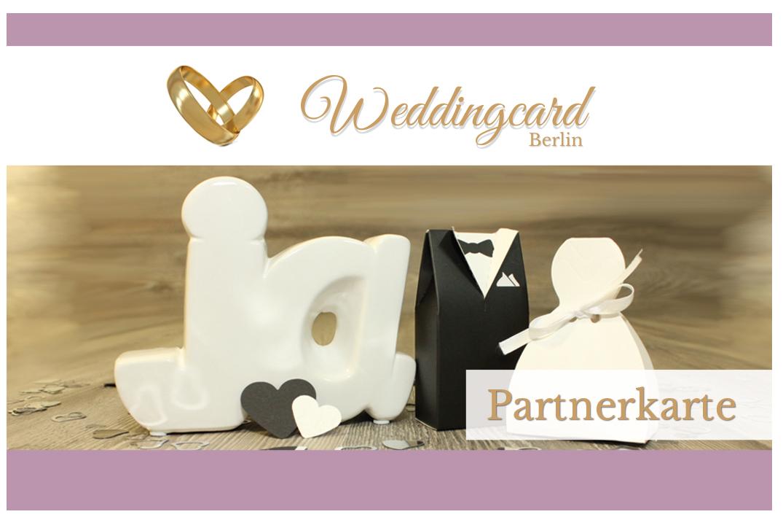 Weddingcard Berlin